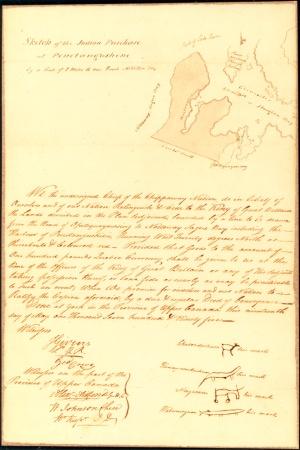 treaty sketch