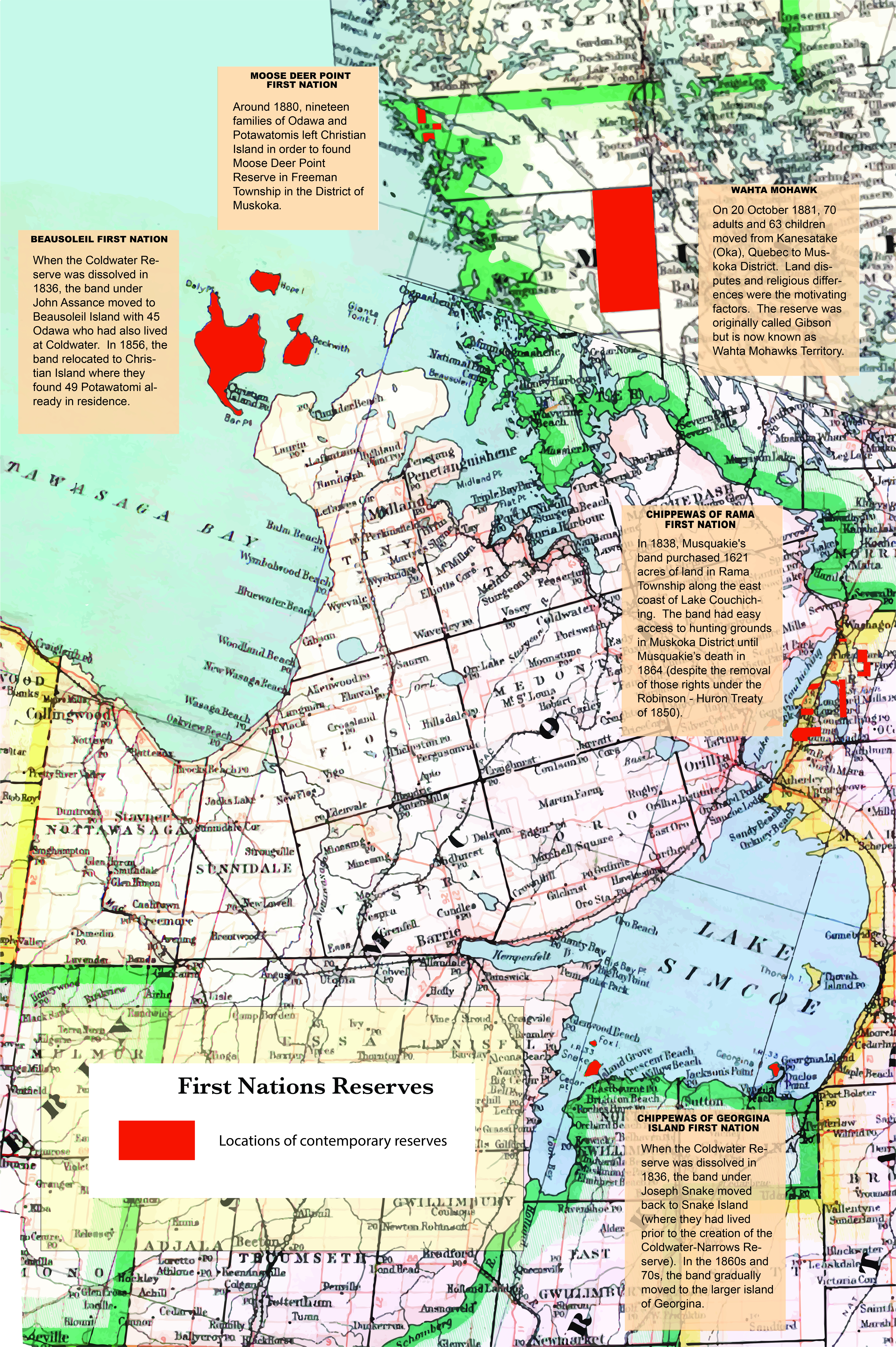 15  The Reserves – First Nations of Simcoe County